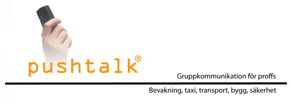 Pushtalk Group Communication
